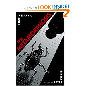 Amazon.com: The Metamorphosis (9781400047956): Peter Kuper, Franz ...
