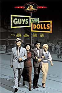 "Cover of ""Guys and Dolls"""
