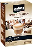 Lavazza Espresso Classico for Keurig Rivo System (0.26 oz, Pack of 18)