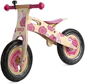 Tidlo First Balance Bike (Pink)
