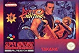 Art of fighting - Super Nintendo - PAL