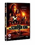 The Scorpion King packshot