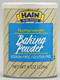 Hain Pure Foods Featherweight Baking Powder - 8 oz