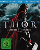 Thor (BR+DVD) 3D 2Disk Min: 115DD5.1WS BR3D2D+DVD+DC 3D BluRay auch in 2D abspielbar! [Import germany]