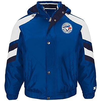 Toronto Blue Jays Starter The Pro Full Zip Jacket