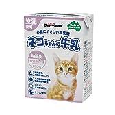 キャティーマン (CattyMan) ネコちゃんの牛乳 幼猫用 200ml×24個入り 【ケース販売】