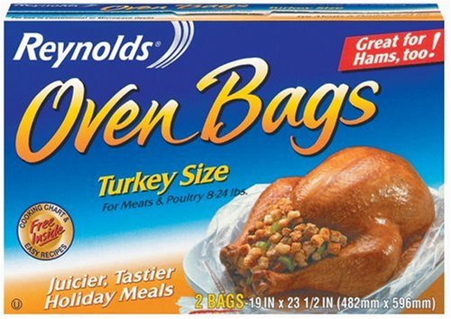 Reynolds Oven Bags-Turkey Size, 2 Count (Pack Of 24)
