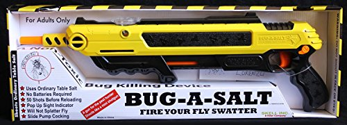バグアソルト(BUG-A-SALT) 塩でハエを撃退するショットガン