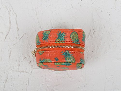 Salvador Bachiller - Cas avec Mini Bluetooth Speaker - FIRST SIGHT LOVE HS-5085B - ananas