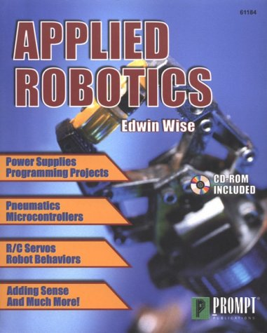 You Can Download Free Applied Robotics Book Cd Rom Best Ebook