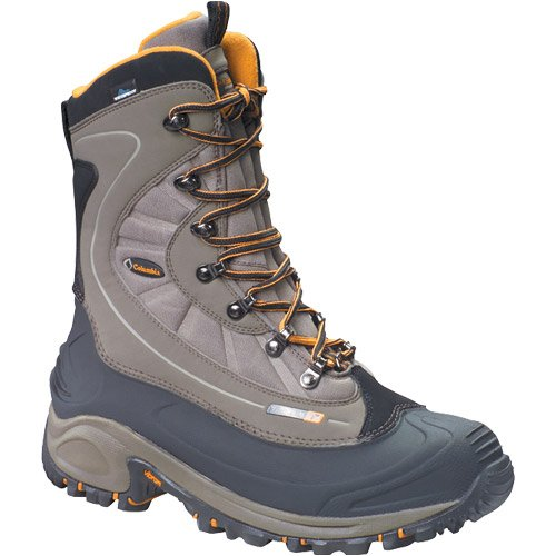 Buy Columbia Titanium Ice Field Winter Boot Mens