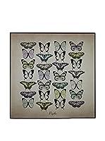 Premier Housewares Panel de Madera Papilio Butterfly