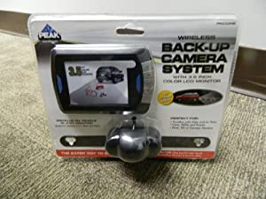 Peak 3.5 in. Backup Camera Kit