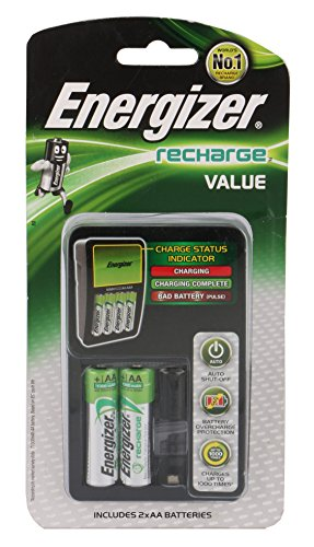Energizer energizer_2AA_1300_Mah_w/charger