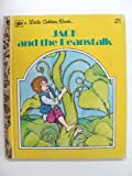 img - for Jack and the beanstalk Little Golden Book #307-3 book / textbook / text book