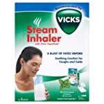 Vicks Steam Inhaler with VapoPads
