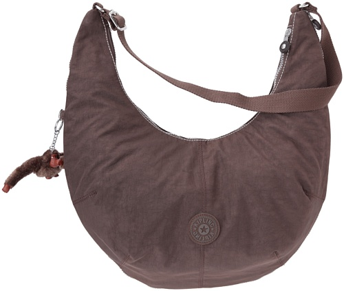Kipling Women's Eniwa Expandable Shoulder Bag Expresso Brown K13392740 Medium