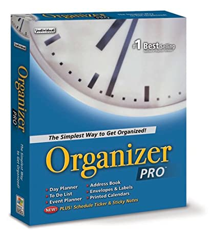 Individual Organizer PRO