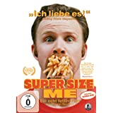 "Supersize Me (2 DVDs)von ""Morgan Spurlock"""