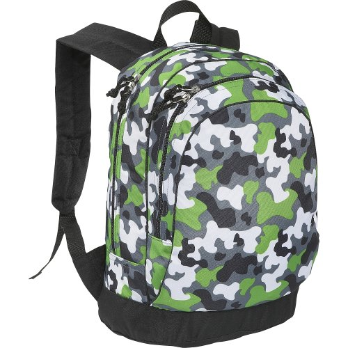Wildkin Camouflage Backpack
