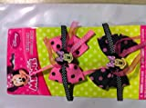 Minnie Ribbon Hair Bow 2 pcs.