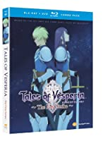 Tales Of Vesperia The First Strike Blu-raydvd Combo by Funimation