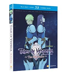 Tales of Vesperia - Movie (Blu-ray/DVD Combo)