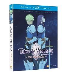 Tales of Vesperia - Movie (Blu-ray/DVD Combo)