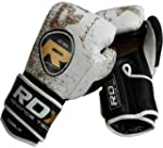Authentic RDX Leather Gel Fight Boxin...