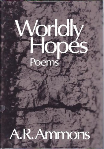 Wordly Hopes: Poems