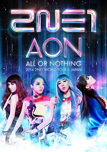 2014 2NE1 WORLD TOUR ~ALL OR NOTHING~ in Japan (DVD2枚組)