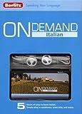 echange, troc  - Berlitz On Demand Italian