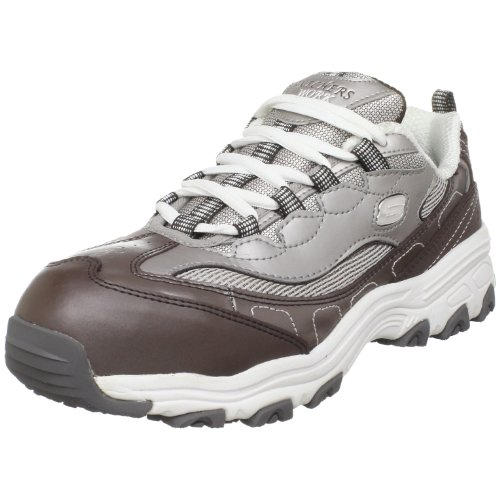 Skechers for Work Women's D'Lites SR Work Shoe