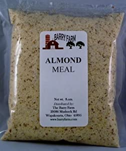 Almond Meal, Natural, 8 oz.
