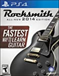 Rocksmith - 2014 Edition, PlayStation 4