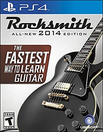 Rocksmith - 2014 Edition, PlayStation 4