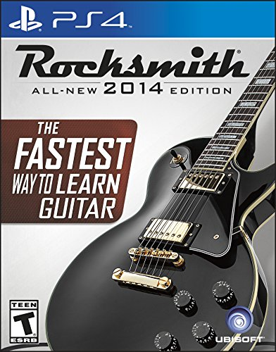 Rocksmith 2014 Edition - PlayStation 4 (Classic Guitar Scale Chart compare prices)