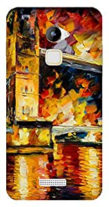 WOW Printed Designer Mobile Case Back Cover For Coolpad Note 3 Lite