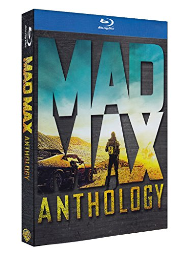 Mad Max Anthology [Blu-ray] [IT Import]