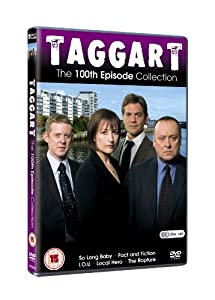 Taggart - The 100th Episode [DVD]