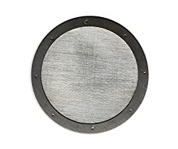 Aeropress Metal Filter: The Stainless Steel Mesh Coffee Filter. Washable & Reusable. Lifetime 100%. Filter Fits All Aerobie Aeropress Coffee & Espresso Makers from Greener Solutions