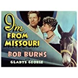 I'm From Missouri (1939) Poster