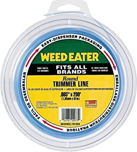 Weed Eater 952701594 0.065-Inch-by-200-Foot Bulk Round String Trimmer Line (Discontinued by Manufacturer)