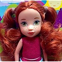 """Moxie Girlz Friends 5"""" Doll Tally"""