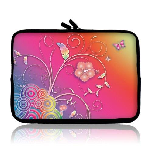 b0b1d5eaed TaylorHe Housse coloré avec des motifs pour Ordinateur portable 10 /  Tablette 10 / ipad Sac de protection Pochette Sacoche en néoprène pour Asus  Eee ...
