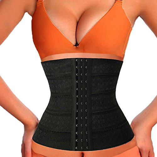 DODOING Underbust Corset Girdle Waist Trainer Slimming Body Shaper
