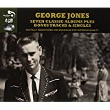 7 Classic Albums [Audio CD] George Jones