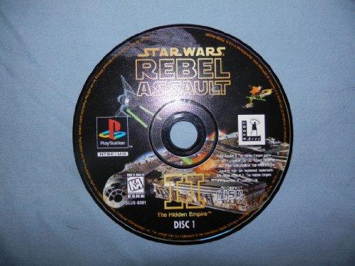 Star Wars: Rebel Assault II: The Hidden Empire