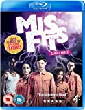 echange, troc  - Misfits: Series 3 [Blu-ray] [Import anglais]