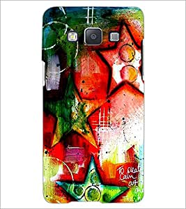 PrintDhaba Art Hub D-1244 Back Case Cover for SAMSUNG GALAXY A5 (Multi-Coloured)